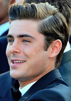 Efron at the 2012 Cannes Film Festival, May 2012