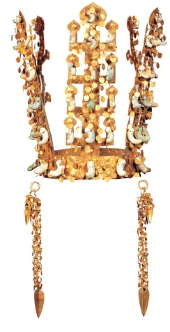 Gold Crown of Silla.