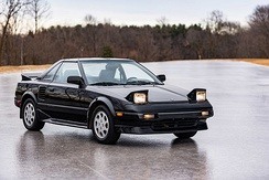 1989 Toyota MR2 Supercharged (North American Model)
