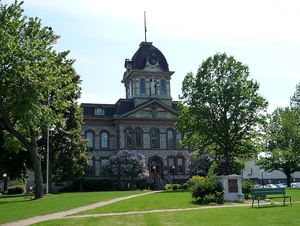 Chippewa County Courthouse, Sault Ste. Marie