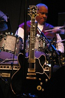 One of B.B. King's Lucille guitars
