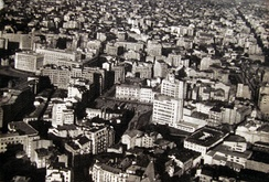Bucharest during the early 1960s