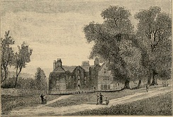 Satis House as depicted in Great Expectations