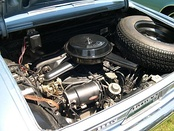Chevrolet Corvair flat-six engine