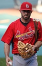 Daniel Descalso, infielder for St. Louis Cardinals