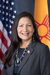 Deb Haaland official portrait, 116th congress 2.jpg