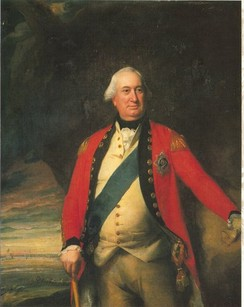 General Charles Cornwallis led British forces in the southern campaign.
