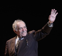 The Nobel literature prize winner Gabriel García Márquez[273]