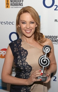Kylie Minogue previously held the record for the most performances at the arena