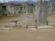 Инкская чакана, Храм трёх окон в Мачу-Пикчу