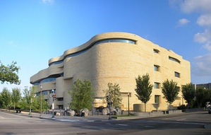 National Museum of the American Indian seen from the north