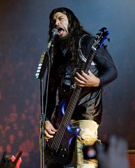Robert Trujillo joined Metallica in 2003 during the recording of St. Anger.