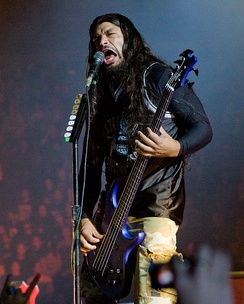 Robert Trujillo, who was the bassist for Suicidal Tendencies from 1989 to 1995, was responsible for adding funk influences to the band's musical direction.
