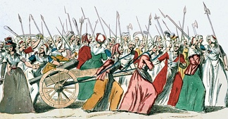 The Women's March on Versailles (October 5–6, 1789)
