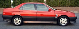 Alfa Romeo 164 QV (first series)