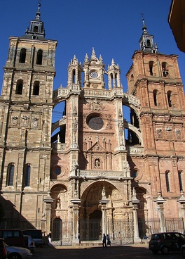 Cathedral of Astorga.