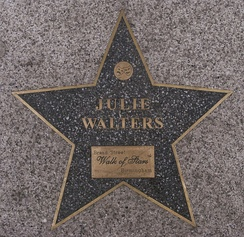 Star at the Birmingham Walk of Stars