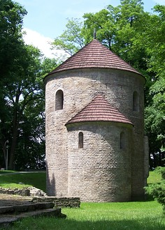 Saint Nicholas Rotunda in Cieszyn, Poland