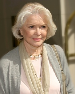 Burstyn at the 2007 Toronto International Film Festival, September 2007