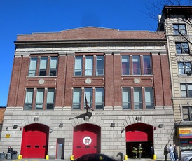 FDNY Engine Co. 93/Ladder Co. 45/Battalion 13