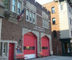 Engine Co. 1 Fire Station