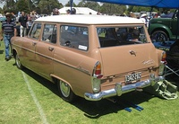 Australian Ford Zephyr Mark II Station Wagon