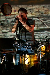 Gotye in Montreal on 30 March 2012