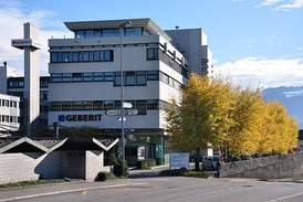 Geberit headquarters.