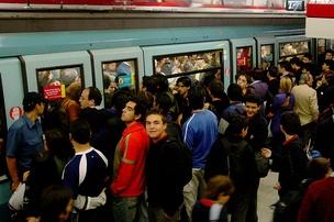 Сантьягское метро