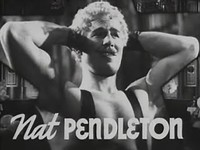 Nat Pendleton as Eugen Sandow