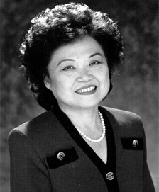 Patsy Mink entered the U.S. House of Representatives in 1965 as the first woman of color in either chamber of Congress.