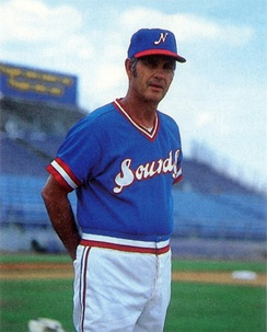 Wilhelm served as pitching coach of the Nashville Sounds from 1982 to 1984.[40]