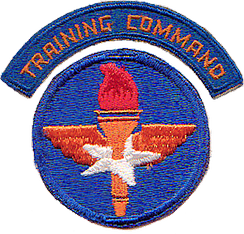 AAF Training Command patch