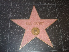 Star on the Hollywood Walk of Fame awarded in 1977[43]