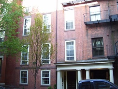 Charles Sumner House, Boston