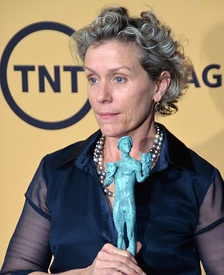 Frances McDormand received widespread acclaim for her performance as Mrs. Pell, which earned her an Academy Award nomination for Best Supporting Actress.