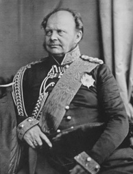 King Frederick William IV