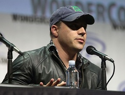 Geoff Johns has served in various positions in DC Films and the DCEU.
