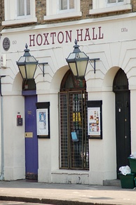 Hoxton Hall, still an active community resource