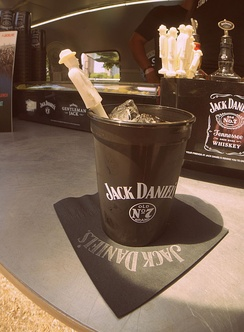 A Jack Daniel's Cocktail
