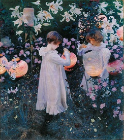 Carnation, Lily, Lily, Rose (1885–86), Tate Britain, London