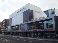 The Theatre Royal, Norwich's largest theatre