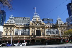 Princess Theatre was established in 1854.