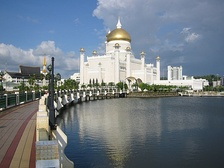 The Great Mosque in Brunei