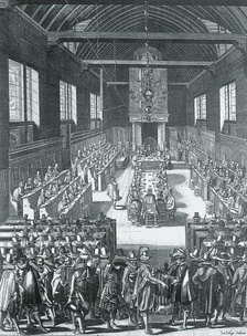 The Synod held at Dort
