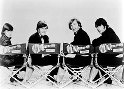 The Monkees' chairs