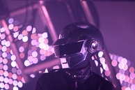 Daft Punk in Miami, FL.