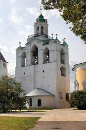 Yaroslavl Spaso-Preobrazhensky Monastery Zvonnitsa the Church of Our Lady of Pechersk IMG 0839 1725.jpg