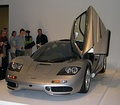 McLaren F1 –  during its production run, the fastest production car available.