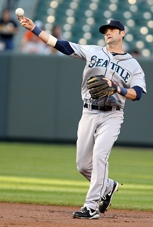 Kennedy with the Mariners in 2011